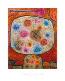 Composition Giclee Print by Paul Klee