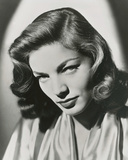 Lauren Bacall II Giclee Print by  The Vintage Collection