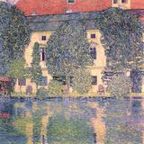 The Schloss Kammer Impressão giclée por Gustav Klimt
