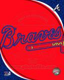 2011 Atlanta Braves Team Logo Photo