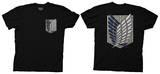 Attack On Titan Survey Corps T-Shirt Shirt