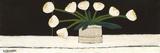 Pop Flowers III Reproduction procédé giclée par David Edwards