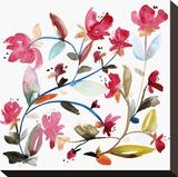 Nouveau Boheme No. 3 Stretched Canvas Print by Kiana Mosley