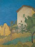 Landscape Giclee-trykk av Morandi Giorgio