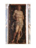 St. Sebastian Art by Andrea Mantegna