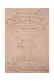 Goblet Poster av Paolo Uccello