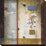 Oriental Diary Reproducción de lámina sobre lienzo por Don Li-Leger