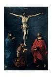 Kreuzigung Kunstdruck von Guido Reni