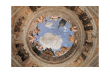 Ceiling Oculus Prints by Andrea Mantegna