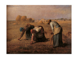 Gleaners Posters by Jean-François Millet