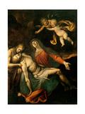 Piety Láminas por Giuseppe Montalto