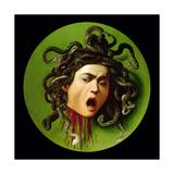 Medusa Julisteet tekijänä  Caravaggio