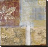 Travel Pattern I Sträckt kanvastryck av Thomas Mccoy