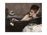 Bath Posters by Alfred Emile Léopold Stevens