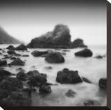 Muir Beach I Kunst op gespannen canvas van Jamie Cook