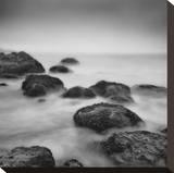 Muir Beach II Kunst op gespannen canvas van Jamie Cook
