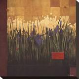 The Heavenly Art of Gardening Sträckt kanvastryck av Don Li-Leger