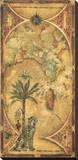 East Indies Kunst op gespannen canvas van Elizabeth Jardine