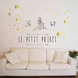 Le Petit Prince Autocollant mural