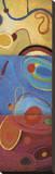 String Theory III Reproducción de lámina sobre lienzo por Don Li-Leger