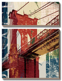Into Manhattan II Prints by Noah Li-Leger