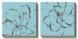 Blooming Moments I Prints by Katsumi Sugita