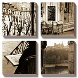 Paris and La Seine Posters by Marina Drasnin Gilboa