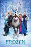 Frozen-Il regno di ghiaccio - locandina Poster