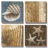 Seaside Memories II Prints by Keith Mallett