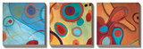 Faden-Theorie II|String Theory II Kunstdrucke von Don Li-Leger