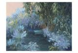 Monet's Garden VII Posters par Mary Jean Weber