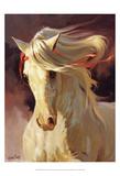 Blanco Posters af Carolyne Hawley
