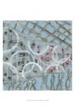 Linked Layers I Art par Karen Deans