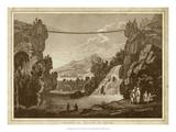 Bridge of Chains Giclee Print by Thomas Kelly
