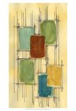 City Windows I Kunstdrucke von Charles McMullen