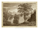 Road of Pillars Giclee Print by Thomas Kelly