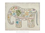 Laurel's Elephant II Posters by Chariklia Zarris