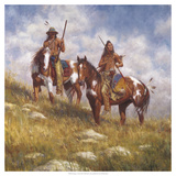 Keepers of the Prairie Giclee Print by James Ayers