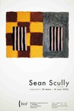 Shoji Posters by Sean Scully