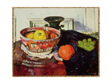 Still Life - Chinese Bowl Giclee Print by George Leslie Hunter
