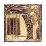 The Opera of the Sea, c.1902 Giclée-tryk af Margaret MacDonald