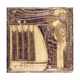 The Opera of the Sea, c.1902 Giclée-Druck von Margaret MacDonald