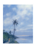 On the Backwaters Giclee Print by Derek Hare