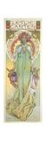 Leslie Carter (1862-1937), 1908 Lámina giclée por Alphonse Mucha