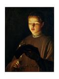 The Choirboy, c.1645 Giclee Print by Georges de La Tour