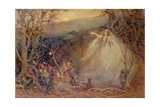 Queen Mab from Shelley's Poem Giclee Print by Henry Meynell Rheam
