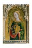 Altarpiece of St Sabina Giclée-Druck von Antonio Vivarini