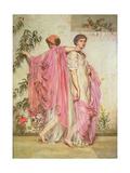 Apricots, 1866 Giclee Print by Albert Joseph Moore