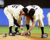 New York Yankees - Don Larsen, Whitey Ford Photo Photo
