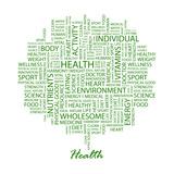 Gesundheit Poster von  Login